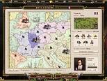 Bitva o Evropu - Mapa Evropy; Skutečná velikost: 948kb 1024x768