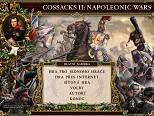 Hlavní nabídka Cossacks 2; Skutečná velikost: 837kb 1024x768
